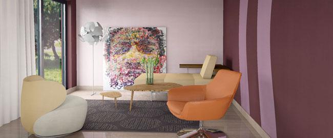 Agence de décoration intérieure à Megève et Bourg en Bresse : LAG-DESIGN